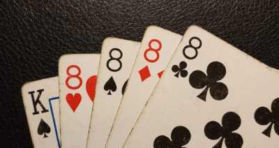 Pokerhubisr Four of a kind
