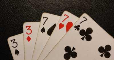 Pokerhubisr Full House win