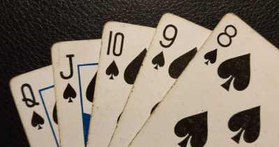 Pokerhubisr Straight win