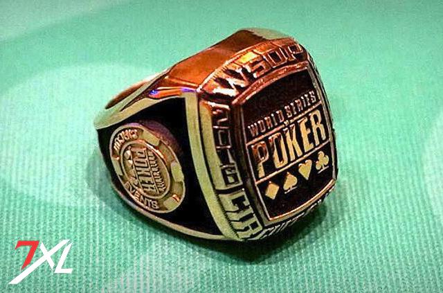טבעת ה WSOPC הגיע ל 7XL Poker, בואו לזכות בטבעת אליפות העולם בפוקר