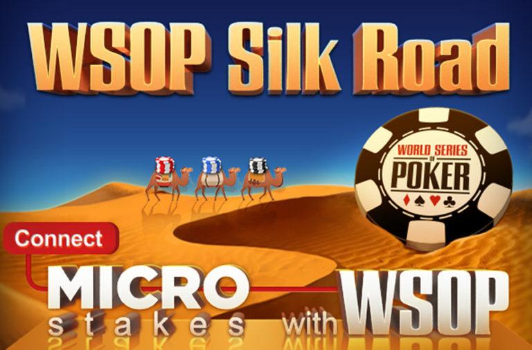 7XL WSOP Silk Road – הדרך שלכם לצמיד המוצהב